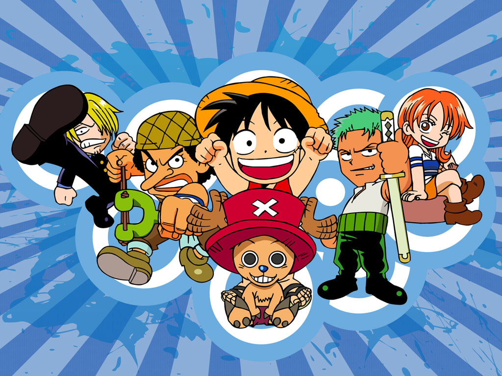 Manga And Anime Wallpapers: One Piece Cool Wallpapers