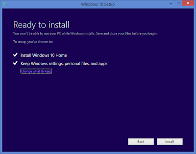 How to install Windows 10 without waiting