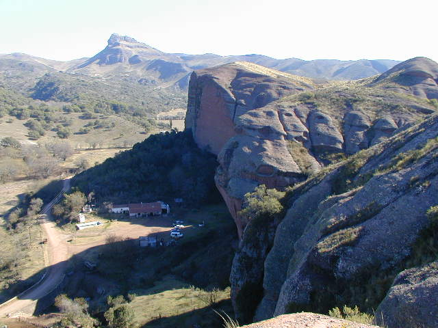 Ongamira Valley, Sierras de Córdoba, Argentina