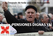 ¡Pensiones dignas YA!