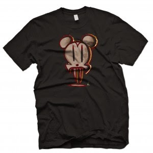 Lavabear Artist Edition T-Shirt by Nathan Hamill & Outsmart Originals