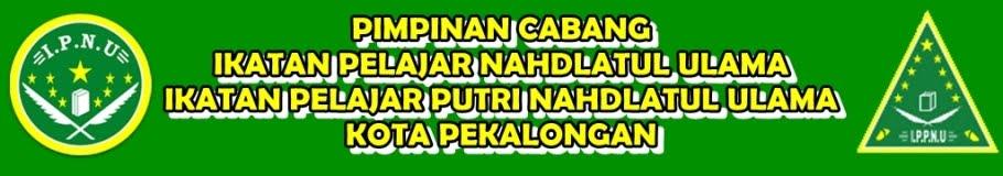 PC IPNU IPPNU Kota Pekalongan
