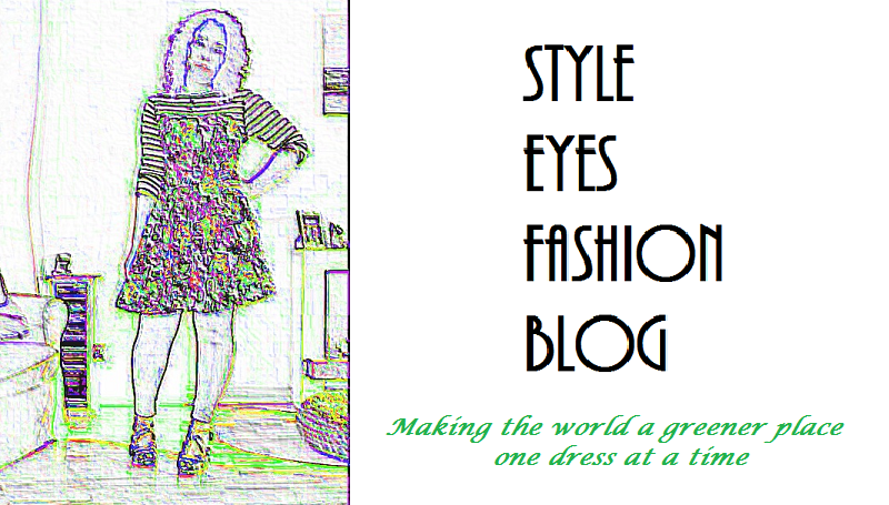 Style Eyes Ethical Eco Green Fashion Blog