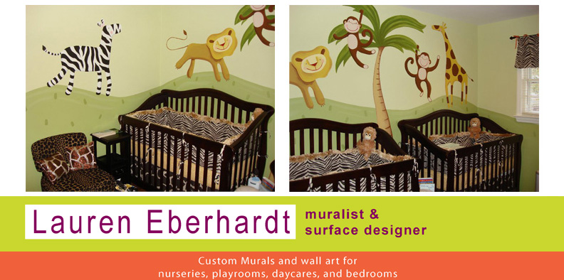 Murals and Surface Design