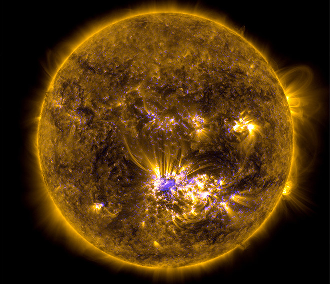 nasa predictions of solar storms - photo #22