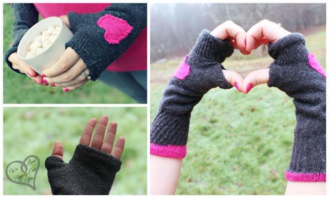 Сделать перчатки своими руками