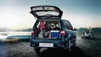 Grand Livina - Nissan Mobil Terbaik Pilihan Keluarga Indonesia