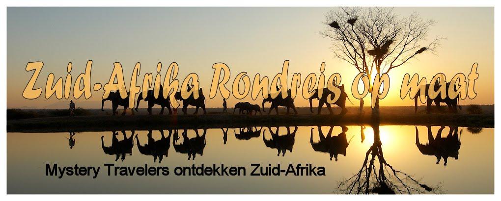 Zuid-Afrika Rondreis op Maat