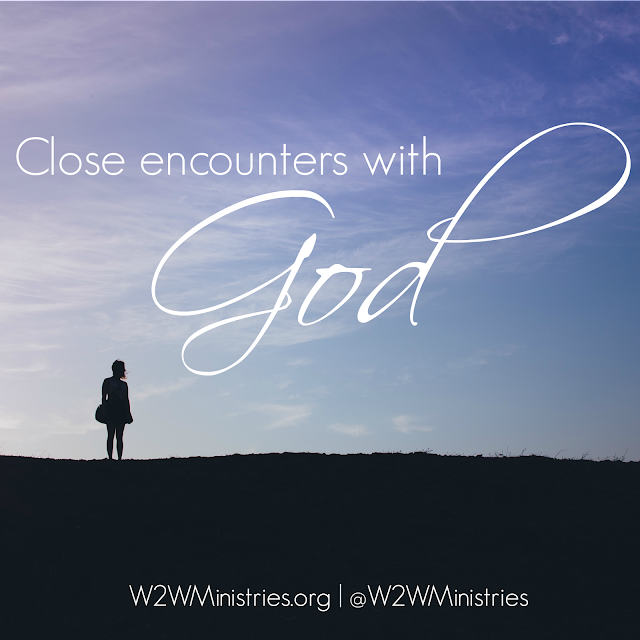 Close encounters with God.