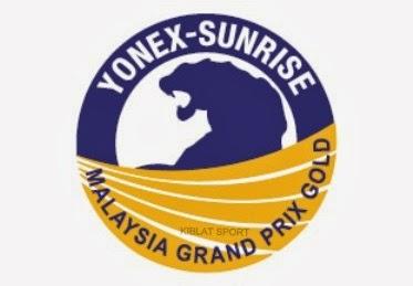 Hasil Skor Pertandingan Malaysia Grand Prix Gold 2014