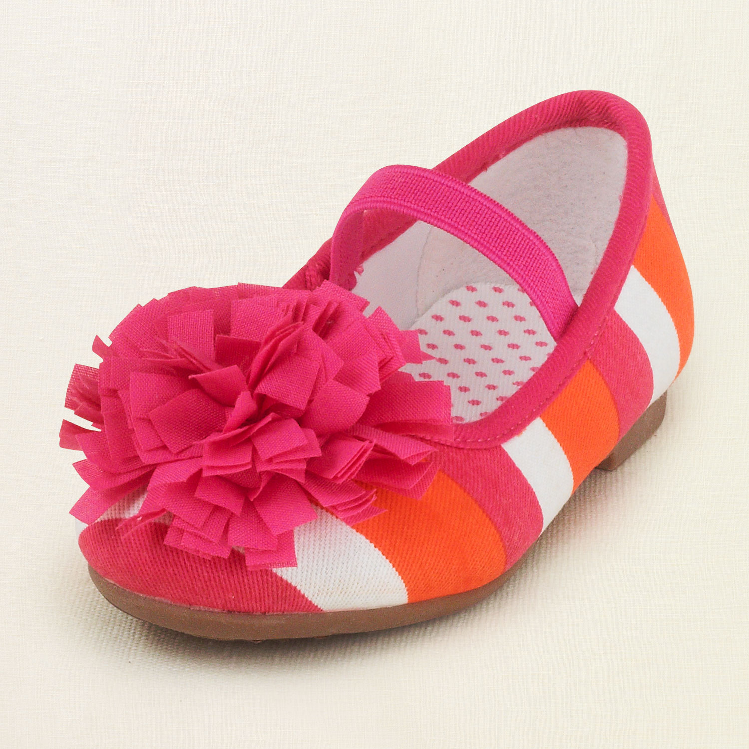 """Simplicity is the keynote of all true elegance """" Baby Girl Shoes"""