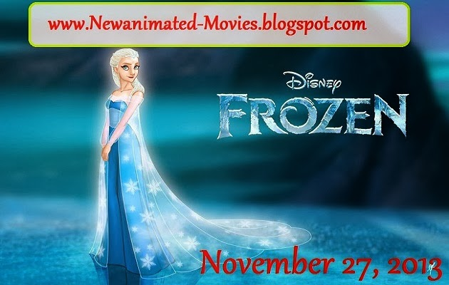 frozen 2013 new animated movie