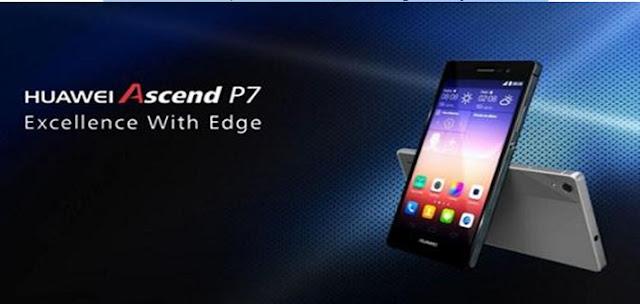 Review Huawei P7, Android Quad-Core Dengan Body Ultra Slim
