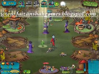 Vampires vs zombies game