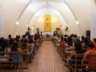 2ª noite da festa em honra a Santo Antônio em Rafael Godeiro - RN