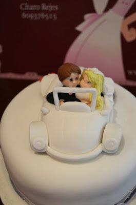 muñecos tarta boda novios
