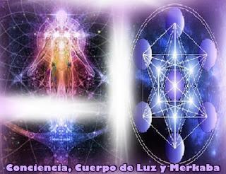 Estamos aquí con Uds. para hablarles del significado de la Conciencia, el Cuerpo de Luz y el Merkaba.