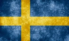 علم السويد