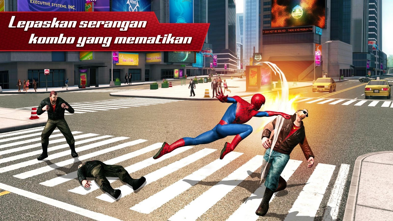 Download Mod Game The Amazing Spider Man 2 Apk