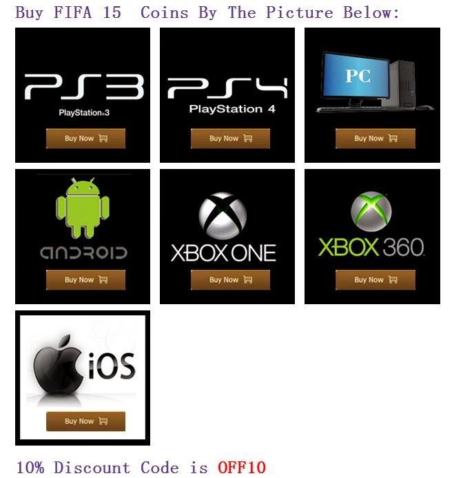 Fifa coins buy coupon code 10