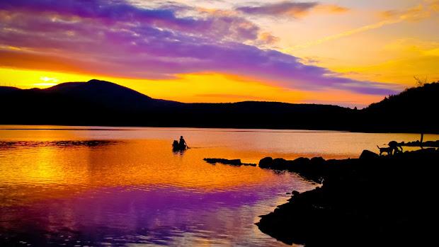 beautiful sunset landscape wallpapers
