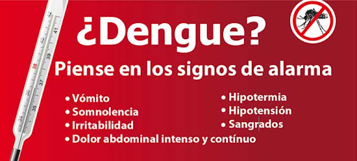 seales de alarma dengue