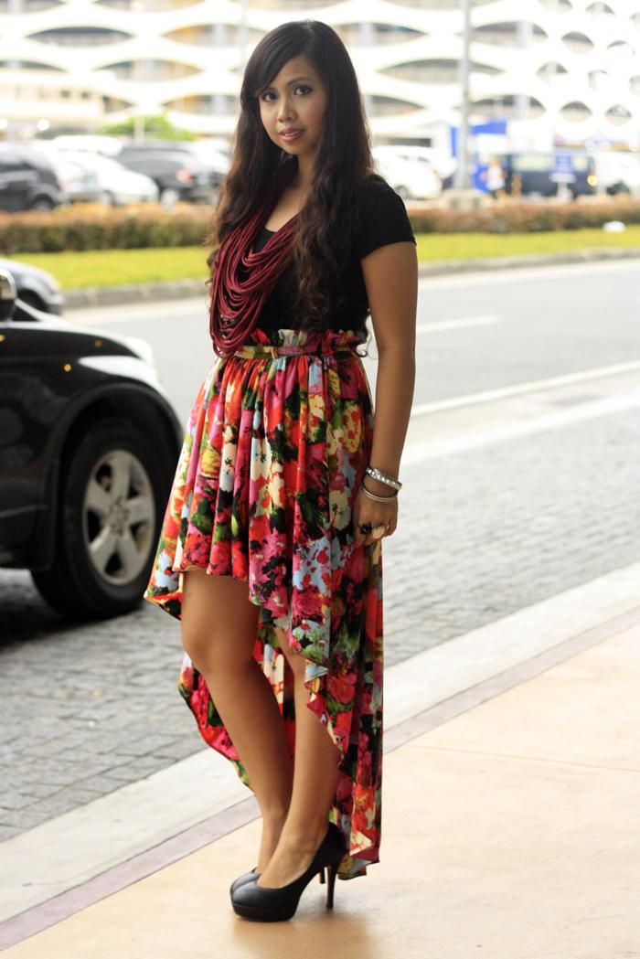 SIMONE'S FASHION CLOSET: The Mullet Skirt