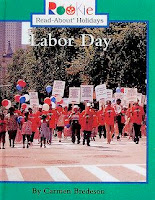 bookcover of LABOR DAY by Carmen Bredeson