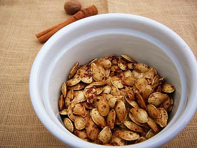 Eighty Twenty: 80(ish)--- Sugar & Spice Squash Seeds