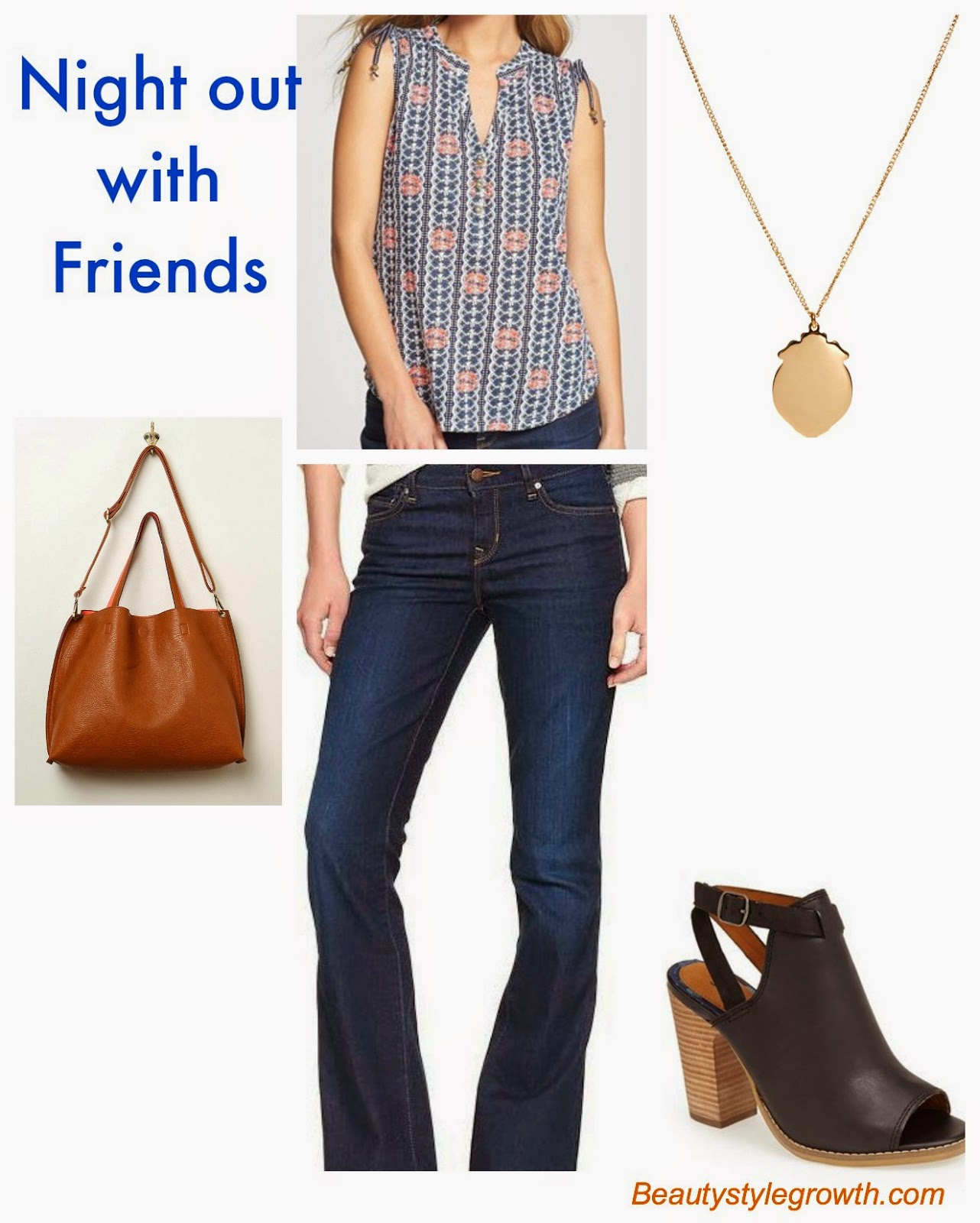 what top to wear to hide muffin top, apple shaped pants, cut out bootie Lucky brand