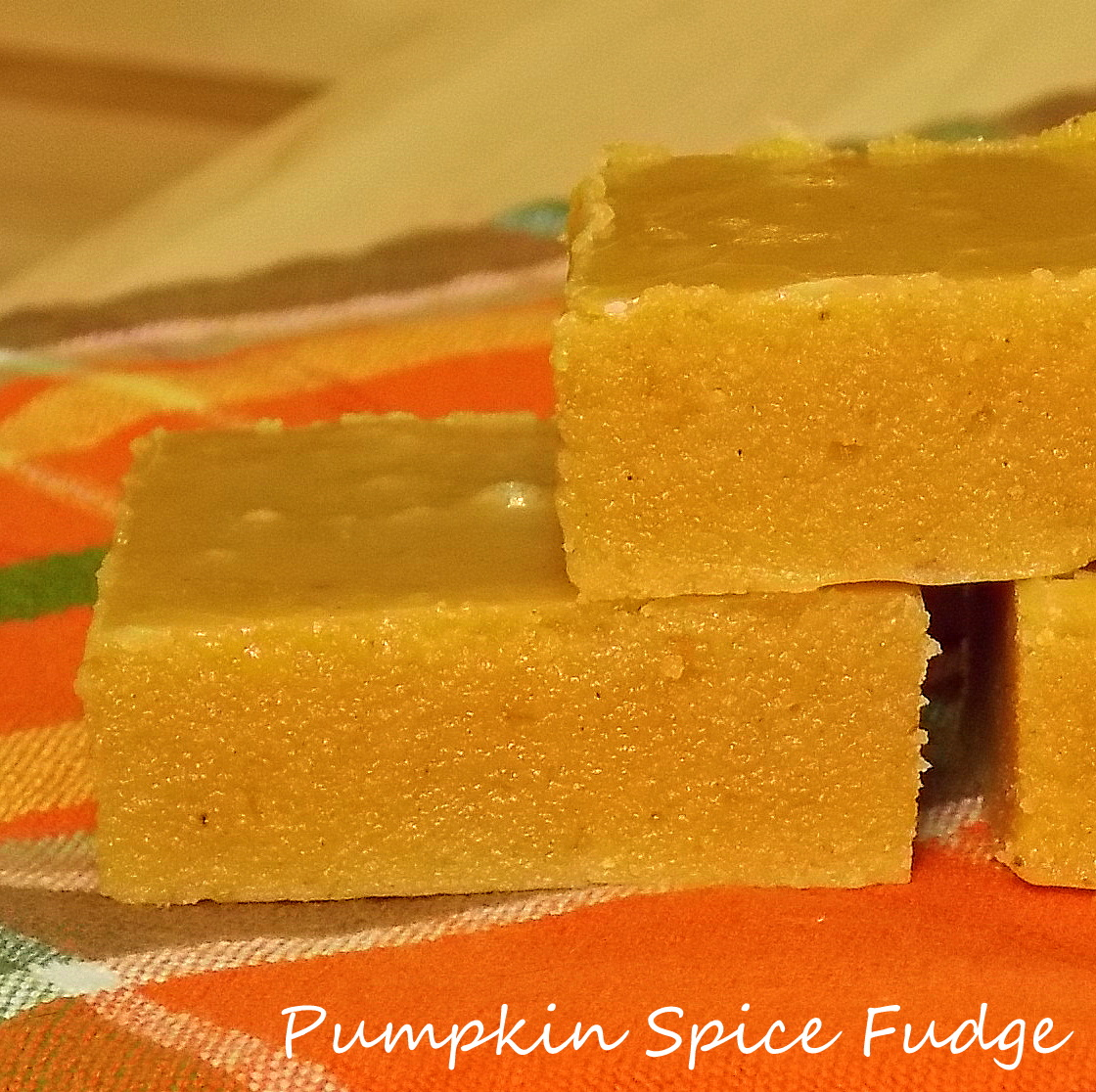 Pumpkin Fudge Recipes — Dishmaps
