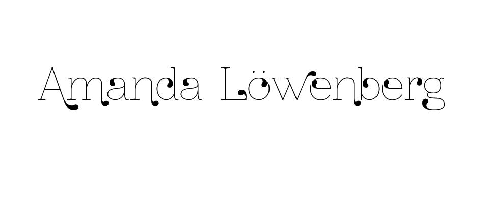 Amanda Löwenberg