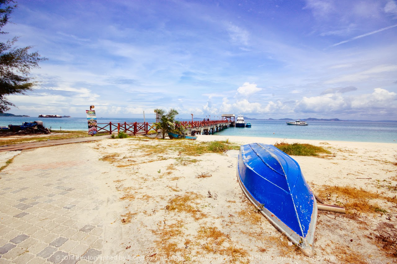 How To Get There | Tinggi Island Marine Park