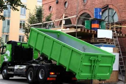 Dumpster Rental Service Novi