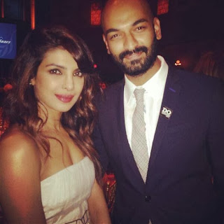 Priyanka Chopra grace the United Nations Foundation Global Leadership Dinner