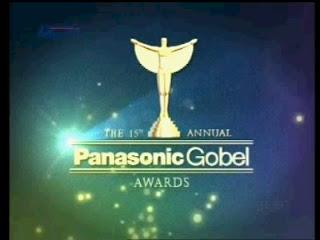 Daftar Pemenang Panasonic Gobel Awards 2012 Terbaru, PANASONIC GOBEL AWARD