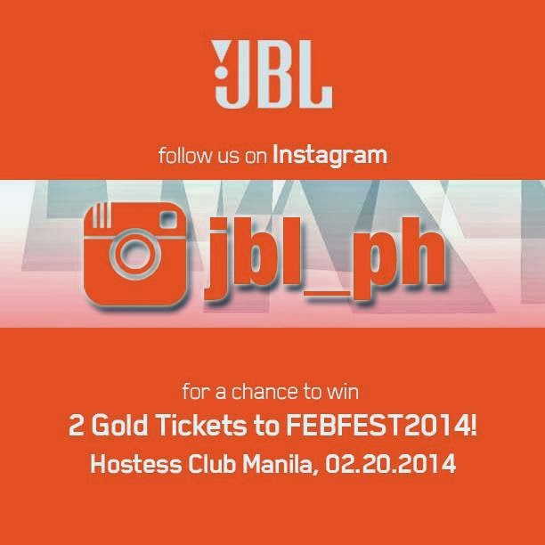 Instagram: @jbl_ph  for JBL Philippines