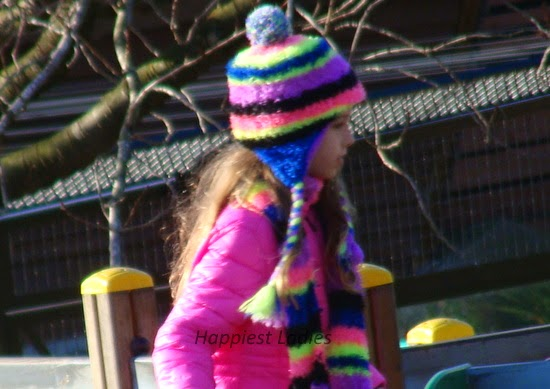 winter wollen fleece hats for kids