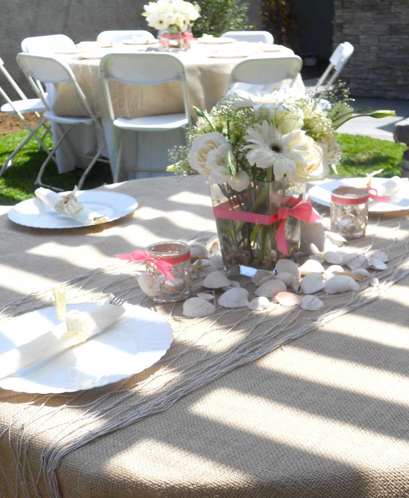 oh sugar events nautical bridal shower