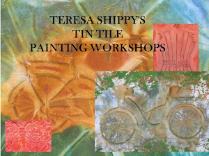 Contact Teresa for her Painting Workshops