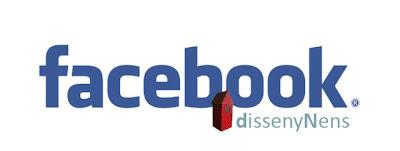 dissenyNens facebook disseny per nens