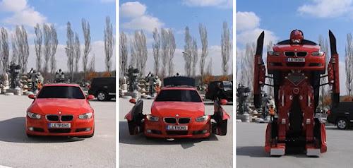 Engenheiros Turcos Inventaram um Transformer Funcional