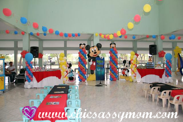 Unique Mickey Mouse Clubhouse Birthday Party at Hacienda Royale San Fernando Clubhouse