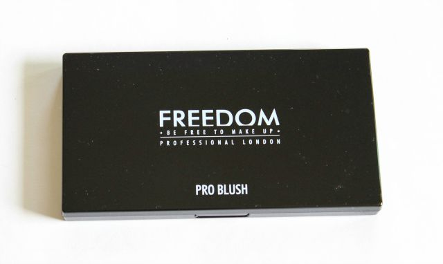 Freedom Makeup Bronze and Baked