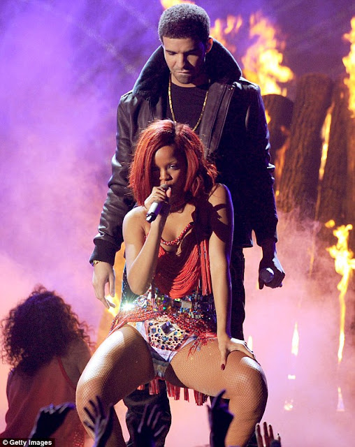 """It's embarrassing""-Drake opens up on fued with Chris Brown over Rihanna"