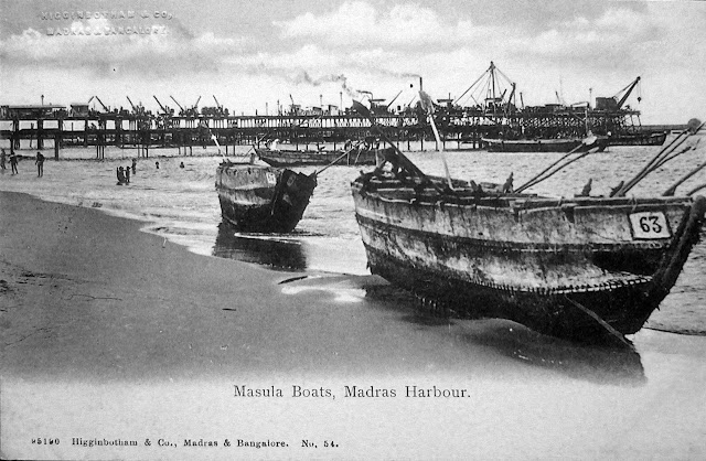 Masula-Boats---Madras-%2528Chennai%2529-Harbour