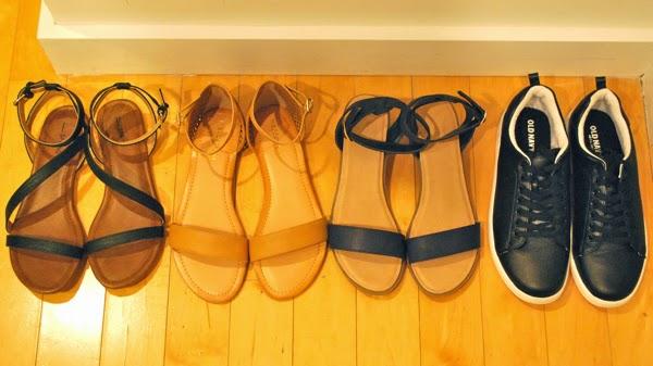 Обувная Коллекция / Summer Shoes