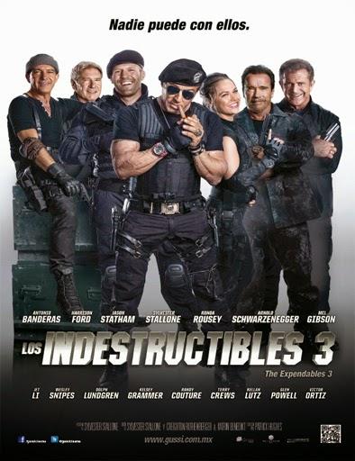 Los indestructibles 3 Online 2014