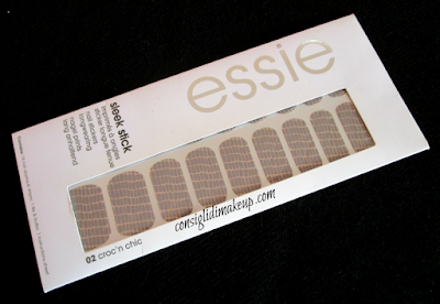 sleek stick essie opinioni