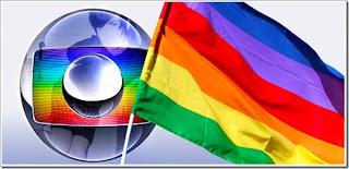 Estado policial gayzista: TV Globo lança campanha homossexual estimulando denúncias. Acordem! Fujam da armadilha desta emissora!